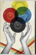 CMYK The Creation Of Retro Fine-Art Print