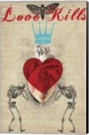 Love Kills Fine-Art Print