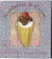 Parlor Ice Cream III Fine-Art Print