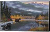 South Fork Moose Fine-Art Print
