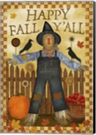 Happy Fall Y'all III Fine-Art Print