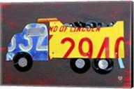 Dump Truck Fine-Art Print