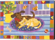 Let's Be Friends Fine-Art Print