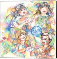 Children & Music Fine-Art Print