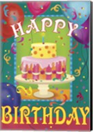Happy Birthday Fine-Art Print