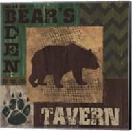 Bear's Den Tavern Fine-Art Print