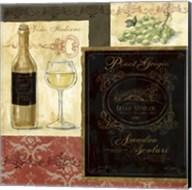 Italian Wine Patch Fine-Art Print