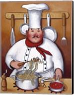 Chef IV Fine-Art Print