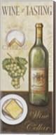 Wine And Cheese II Fine-Art Print