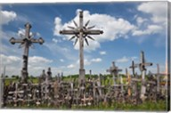 Hill of Crosses, Siauliai, Central Lithuania, Lithuania I Fine-Art Print