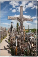 Hill of Crosses, Siauliai, Central Lithuania, Lithuania II Fine-Art Print