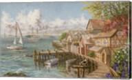 Mariner's Haven Fine-Art Print