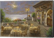 A Romantic Dining Invitation Fine-Art Print