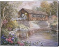 Country Thoroughfare Fine-Art Print