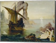 Ulysses And The Sirens, 1875-1880 Fine-Art Print