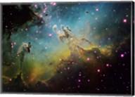 M16 the Eagle Nebula Fine-Art Print