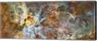 Central region of the Carina Nebula Fine-Art Print