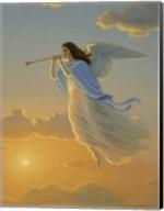 Angel Of The Dawn Fine-Art Print
