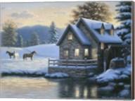 Change Of Season (Mill) Fine-Art Print