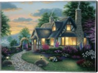 Austin Cottage Fine-Art Print