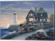 Lighthouse Overlook Fine-Art Print