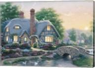 Drake's Cottage Garden Fine-Art Print