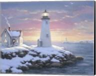 Harbor Lights Fine-Art Print