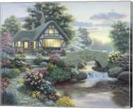 Serenity Cottage Fine-Art Print