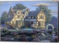 English Tudor Fine-Art Print