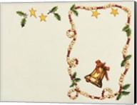 Popcorn And Cranberries Fine-Art Print
