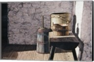 Springhouse Still Life Fine-Art Print