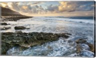 Kaena Point Sunset Fine-Art Print