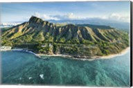 Diamond Head Surf Spot Fine-Art Print