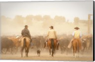 Cowboys Best Friend Fine-Art Print