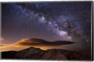 Milky Way Over The Rockies Fine-Art Print