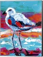 Seaside Birds I Fine-Art Print