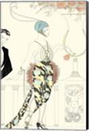 Arte Deco Fashion II Fine-Art Print