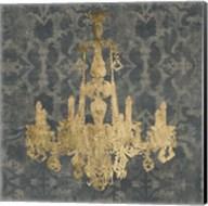 Gilt Chandelier II Fine-Art Print