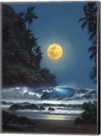 Midnight Gold Fine-Art Print