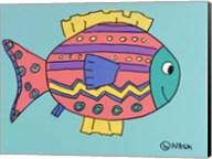 Pink Fish Fine-Art Print
