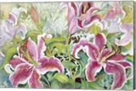 Stargazer Lilies Fine-Art Print