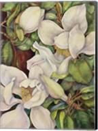 Georgia Magnolias Fine-Art Print