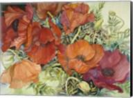 Orange Poppies Fine-Art Print