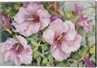 Pink Hibiscus Fine-Art Print