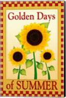 Golden Days of Summer Fine-Art Print