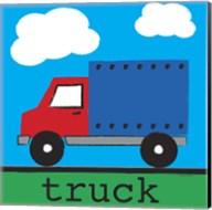 Truck Fine-Art Print
