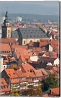 Skyline of Bamberg, Germany Fine-Art Print