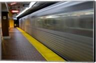 Toronto Subway Train Fine-Art Print