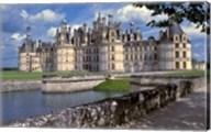 France, Chateau Chambord, Loire Valley Fine-Art Print