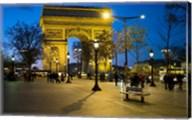 Arch of Triumph, Paris, France Fine-Art Print